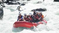 Whitewater Rafting on the Skykomish River