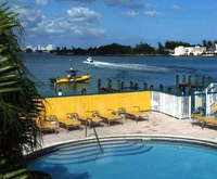 Outdoor Swimming Pool of Best Western On the Bay Inn & Marina