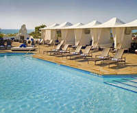 Outdoor Pool at Mayfair Hotel and Spa