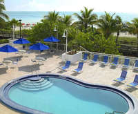 Outdoor Swimming Pool of Best Western Atlantic Beach Resort