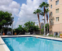 Homewood Suites by Hilton® Miami-Airport/Blue Lagoon Hot Tub Photo