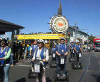 Wharf & Waterfront Segway Tour (Fisherman's Wharf of SF)
