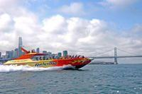 Skim Across San Francisco Bay on This High-Speed Adventure