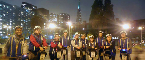 Chinatown Segway Night Tour, sightseeing