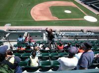 Tour AT&T Park, home of the San Francisco Giants baseball team