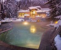 Outdoor Pool at The Gant - Aspen