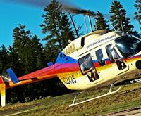 North Canyon Helicopter Tour Lifts Off