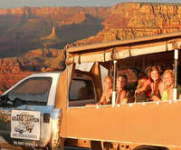 Grand Sunset Safari 4x4 Tour, Grand Canyon