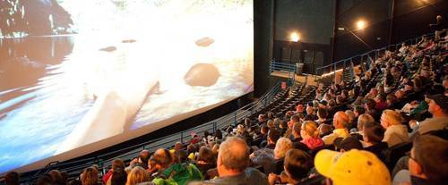 Imax Theatre Grand Canyon, 3D