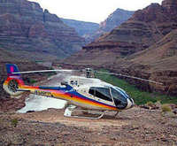 Grand Kingdom Helicopter Tour, bluff