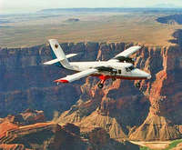 Grand Canyon Airplane Flight & 4x4 Combo - 4x4 Tour