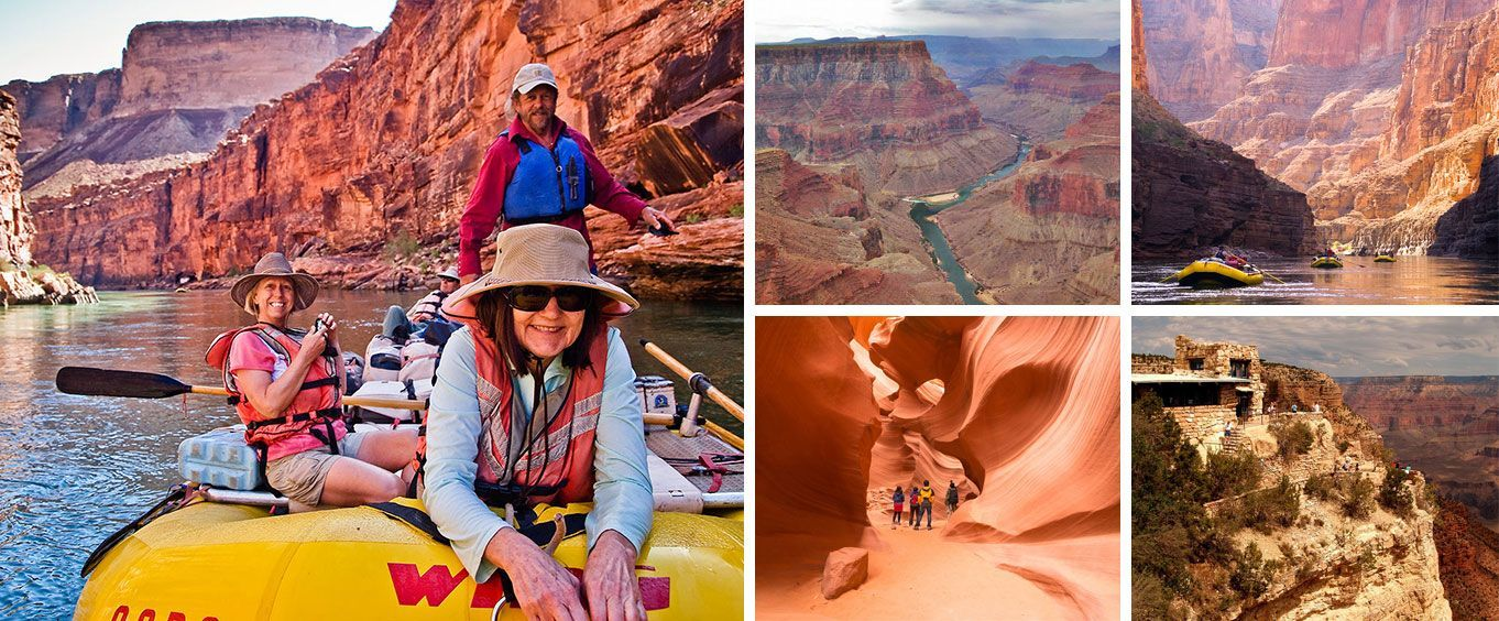 Arizona Highlights Day Trip Collage