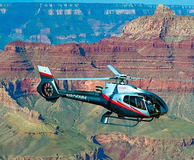 Soaring Over the Grand Canyon
