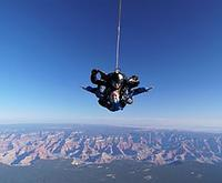 Self Drive Grand Canyon Skydiving Experience with Optional Upgrades from Las Vegas