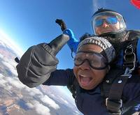 Amazing Views on the Skydive the Grand Canyon