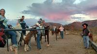 Grand Canyon Western Ranch - Sunset