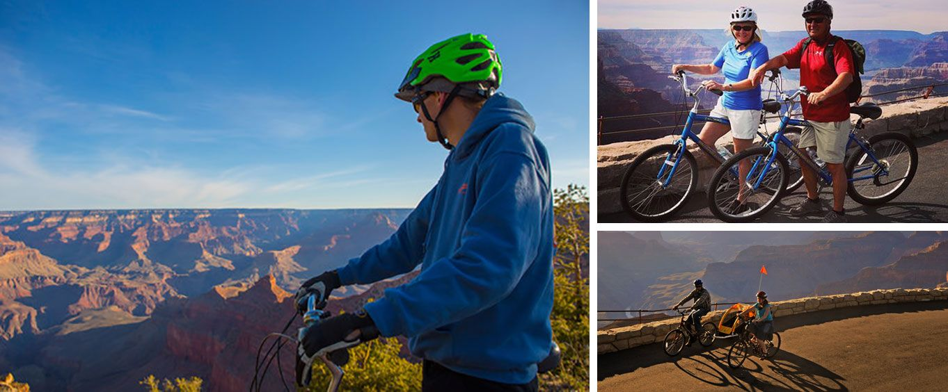 Explore with the Grand Canyon Hermit Road Bicycle Tour