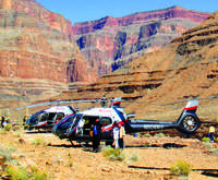 Grand Canyon Helicopter & Ranch Adventure Photo Tour