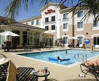 Outdoor Swimming Pool of Hilton Garden Inn Las Vegas/Henderson