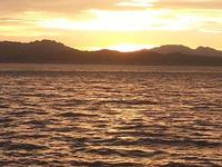 Sunset on Lake Mead...