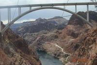 The Hoover Dam Bypass Bridge