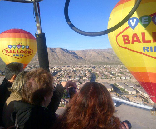 Vegas Balloon Rides - Hot Air Balloon