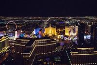 Las Vegas Strip Night Tour by Helicopter