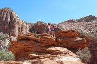 Private Overnight Tour: Antelope Canyon, Horseshoe Bend, Lake Powell and Zion from Las Vegas