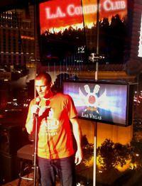 LA Comedy Club at the Stratosphere