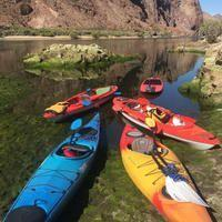 Half-day Kayaking Tour on the Colorado River from Las Vegas