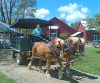 Amish Acres House and Farm Tour