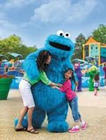 Philadelphia Vacation with Sesame Place
