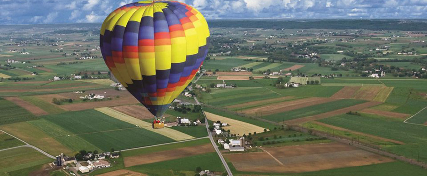 Hot Air Balloon Shows In Pa 12