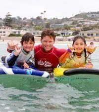 San Diego Kids Surf Lessons