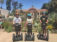 This is my family, husband Richard, son Jack and myself, we were at Balboa Park.
