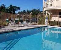 Outdoor Pool at Heritage Inn La Mesa