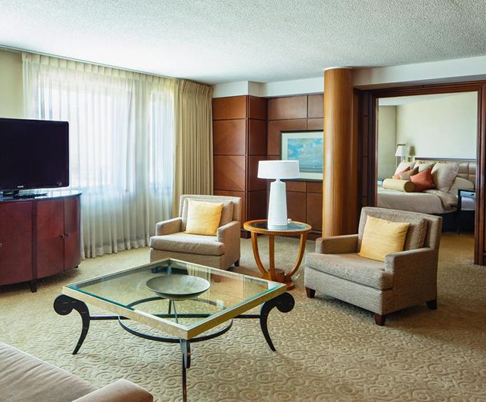 Sheraton Atlantic City Room Photos