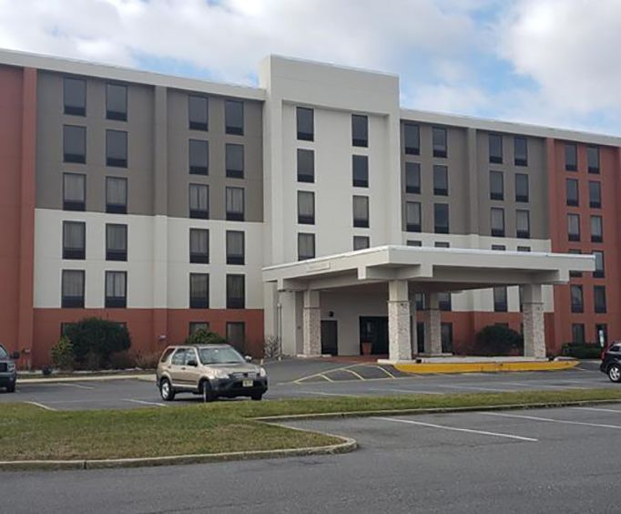 Exterior View of Holiday Inn Express Atlantic City W Pleasantville