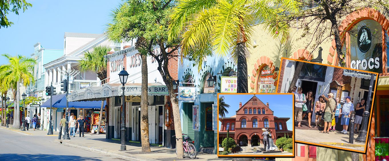 Enjoy the Historic Key West Walking Tour