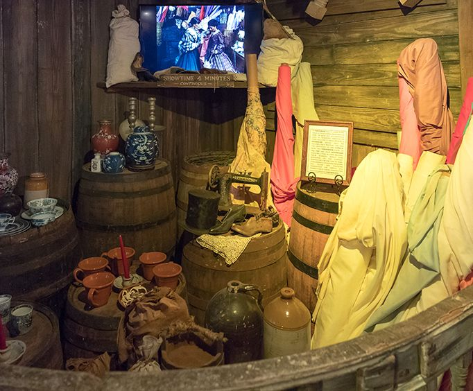 See Amazing Artifacts at the Key West Shipwreck Treasures Museum