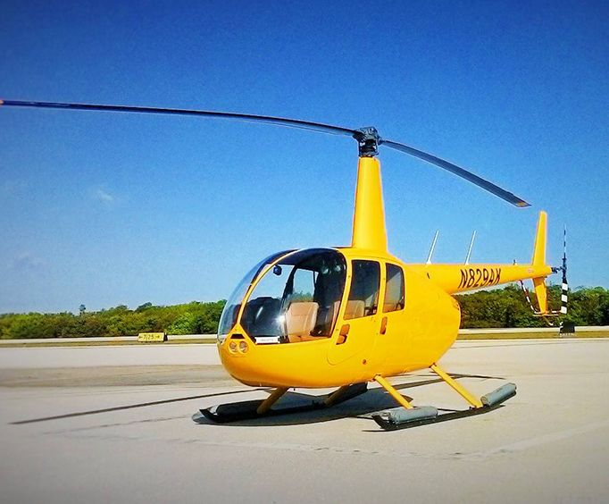 Florida Keys Helicopter Tours