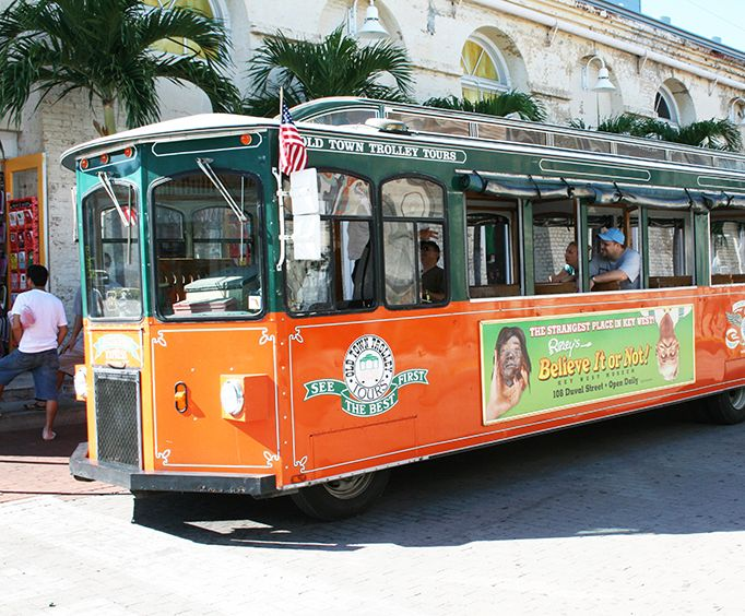 Old Town Trolley Tour of Key West