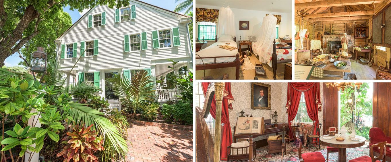 Come and See the Audubon House and Tropical Gardens of Key West
