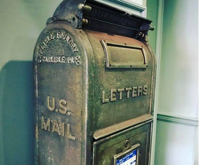 Mailbox at the Harry S Truman Little White House
