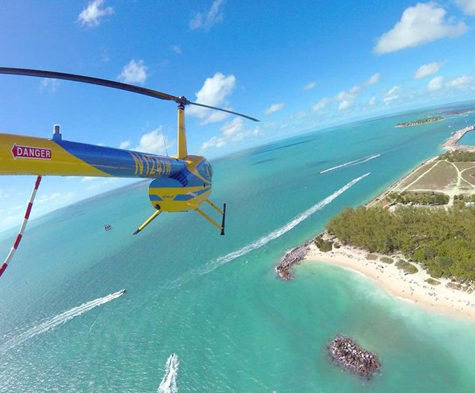 Island Tour with Air Adventures