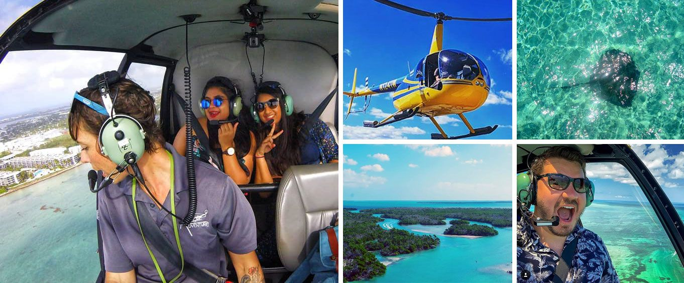 The Ultimate Island Air Adventure Collage