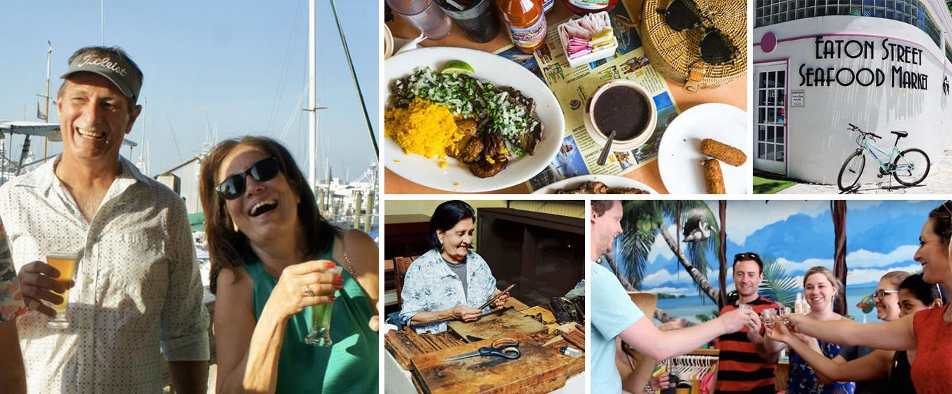 Experience the Made in Key West Walking Food Tours
