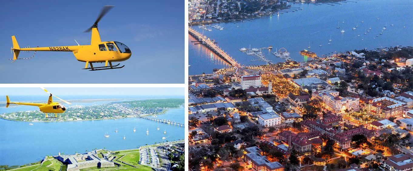 Experience Old City Helicopters