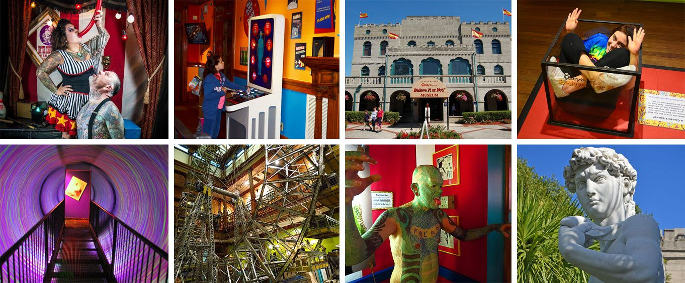 Ripley's Believe It or Not St. Augustine Special