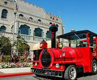 See the Sights with the Ripley's Red Train Tour